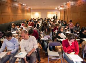 イタリア留学フェア イタリア語検定試験模擬試験